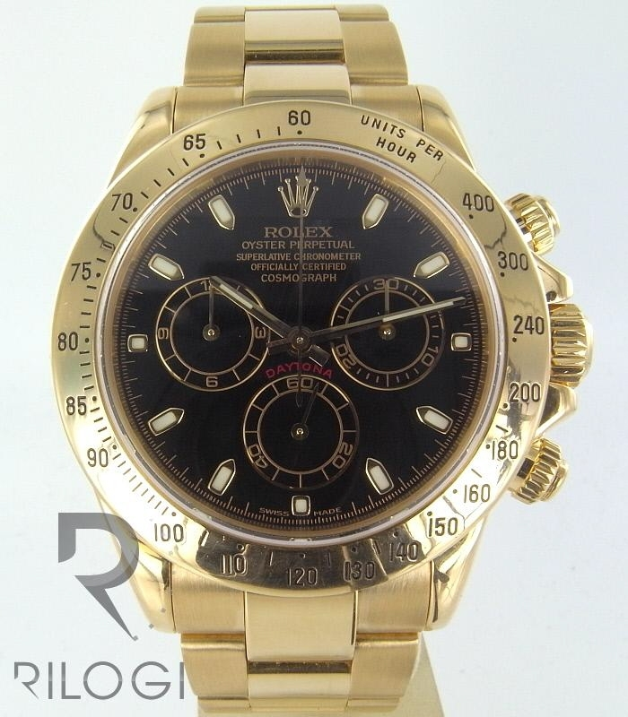 rolex daytona or