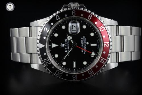 ROLEX GMT II 16710  12850€