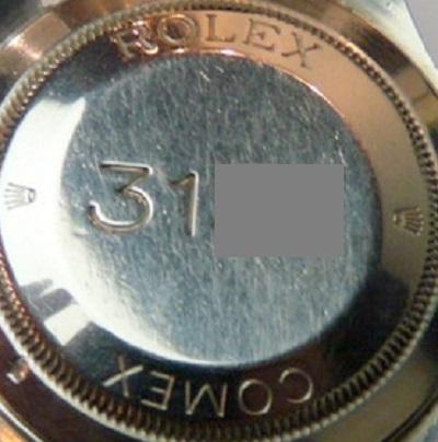 Rolex Sea Dweller 16660 COMEX