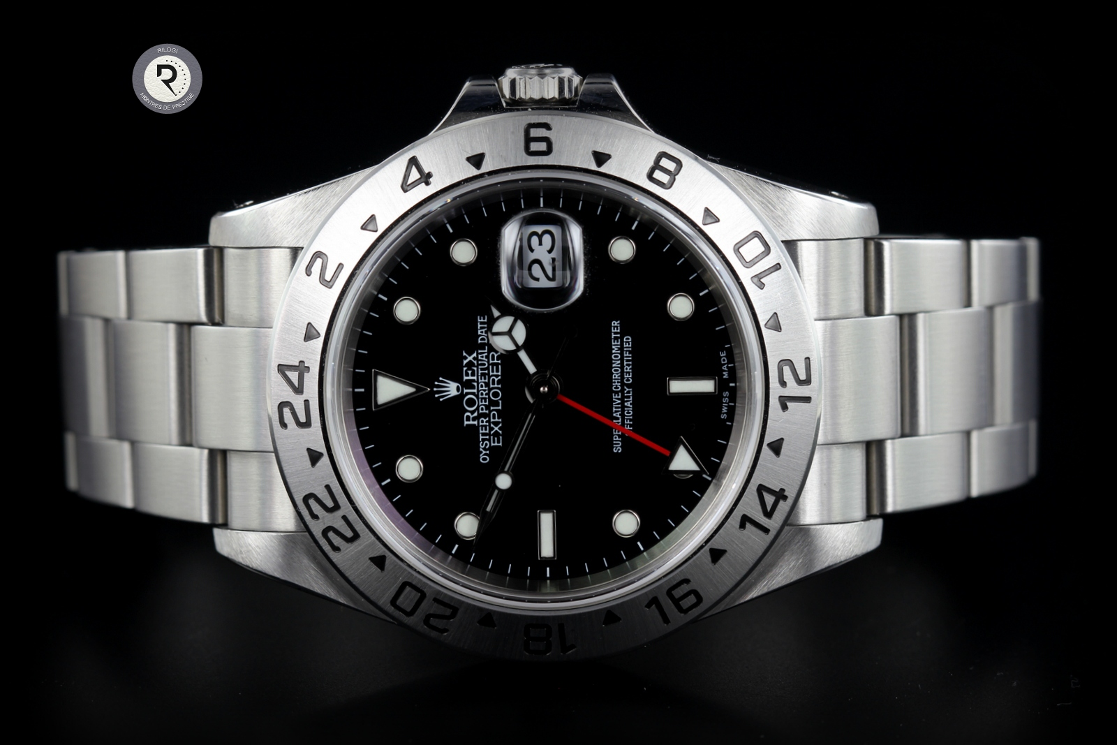 ROLEX EX II 16570  5650€