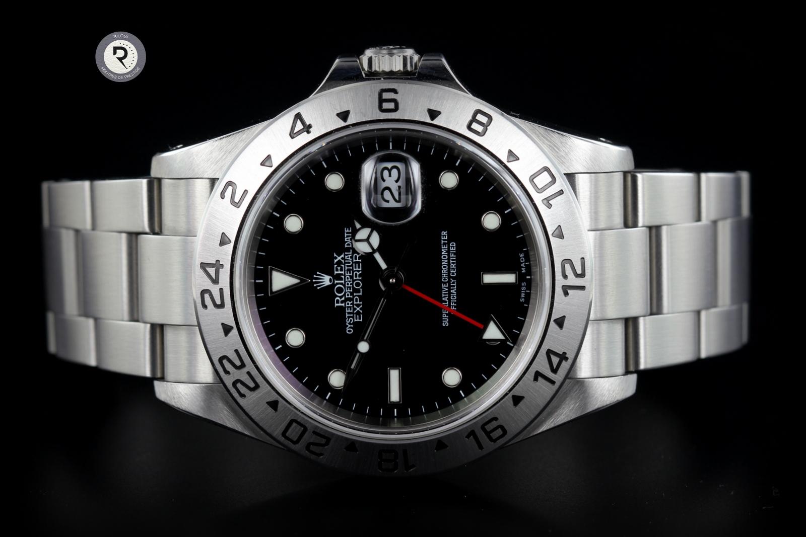 ROLEX EX II 16570  6350€