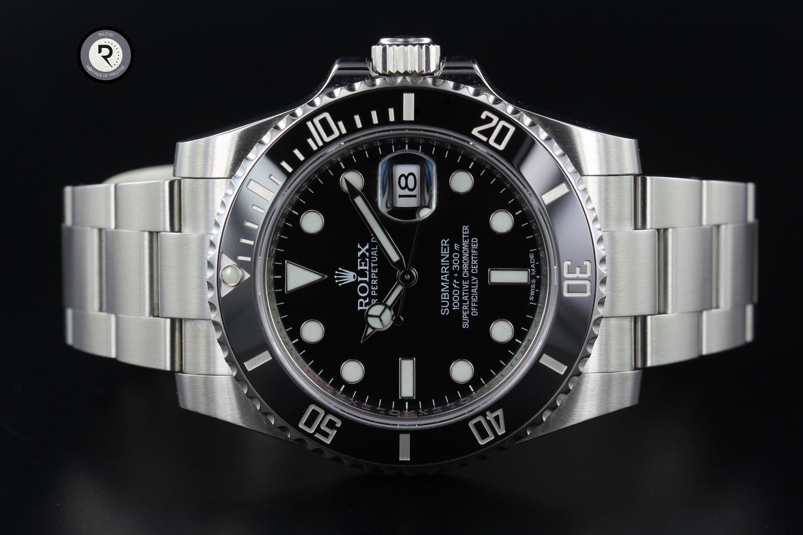 ROLEX SUB 116610   10450€