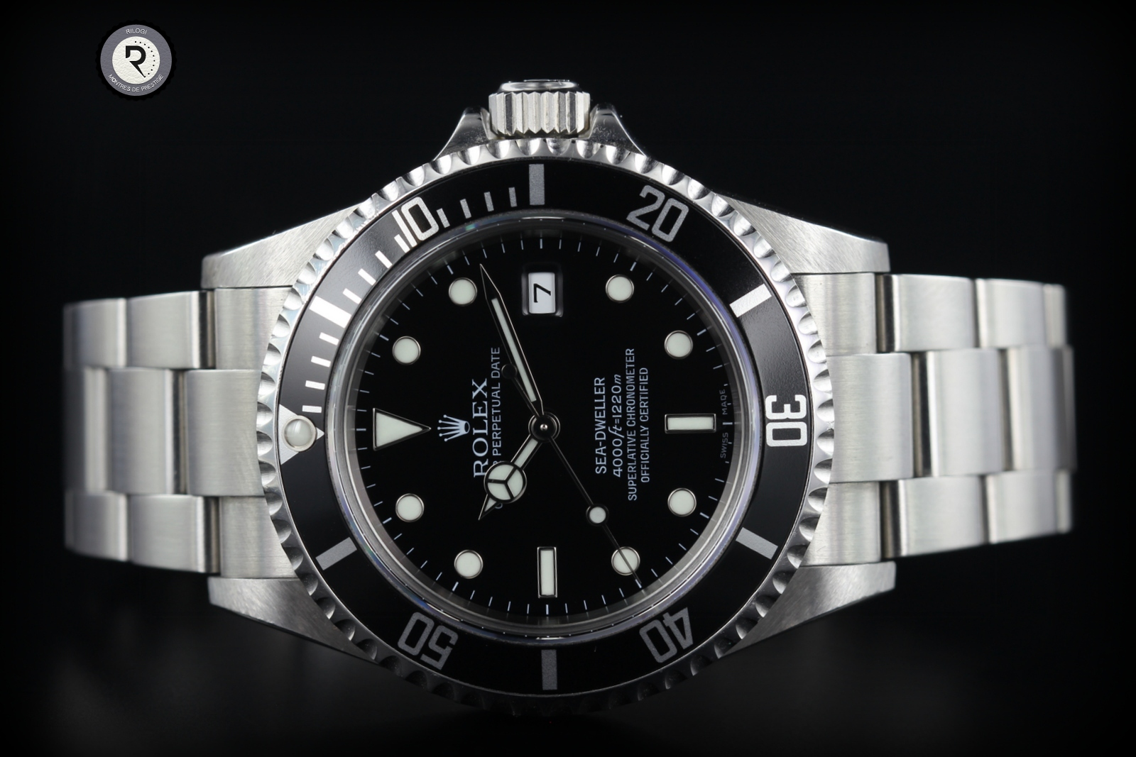 ROLEX SD 16600   8650€