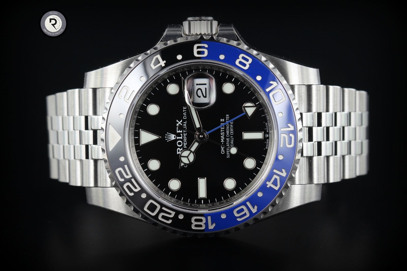 ROLEX GMT BATMAN  17500€