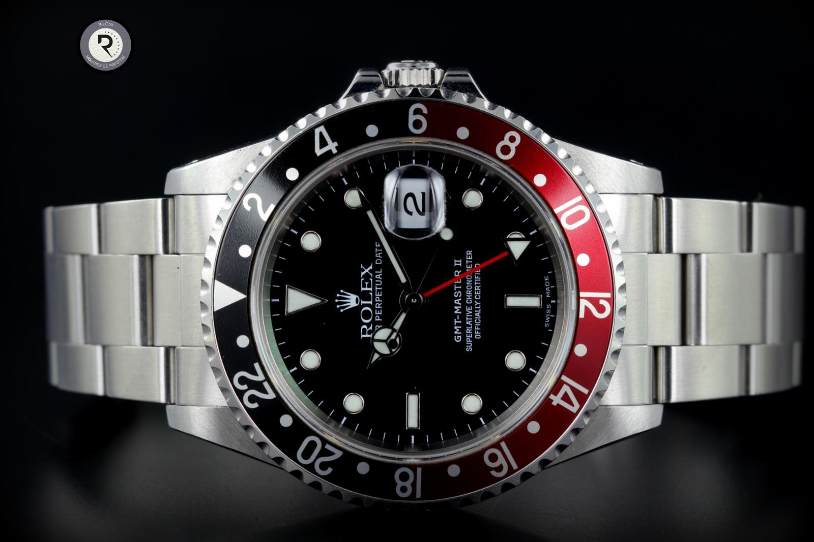 ROLEX GMT II 16710 10850€