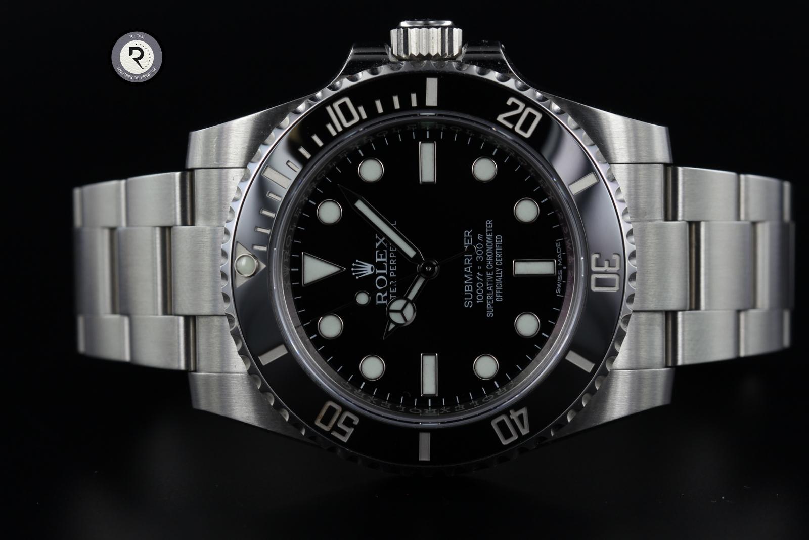 ROLEX SUB 114060   11250€