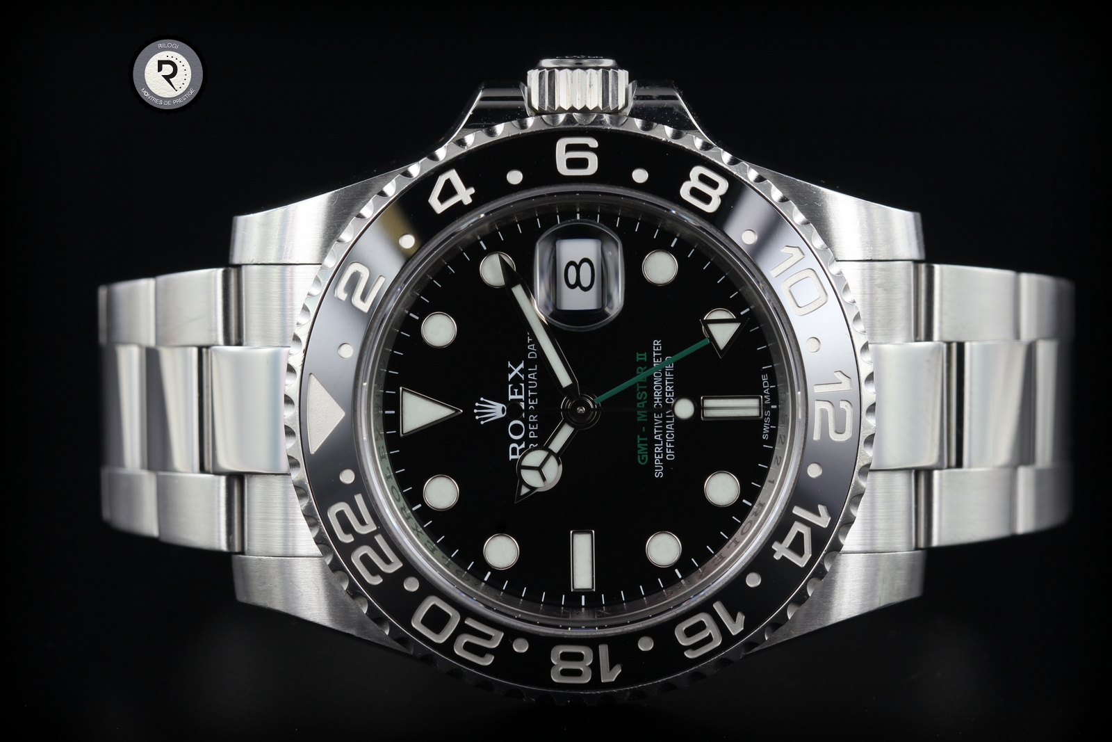 ROLEX GMT 116710   ON REQUEST