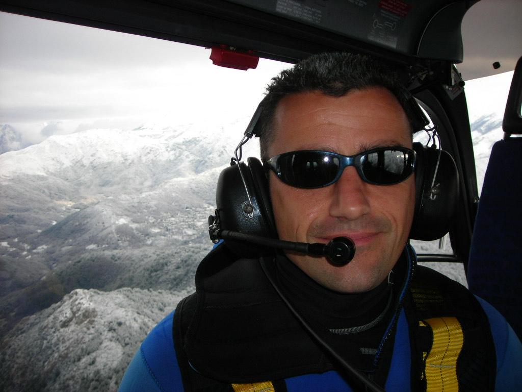 Nico, le plongeur de la Gendarmerie Nationale