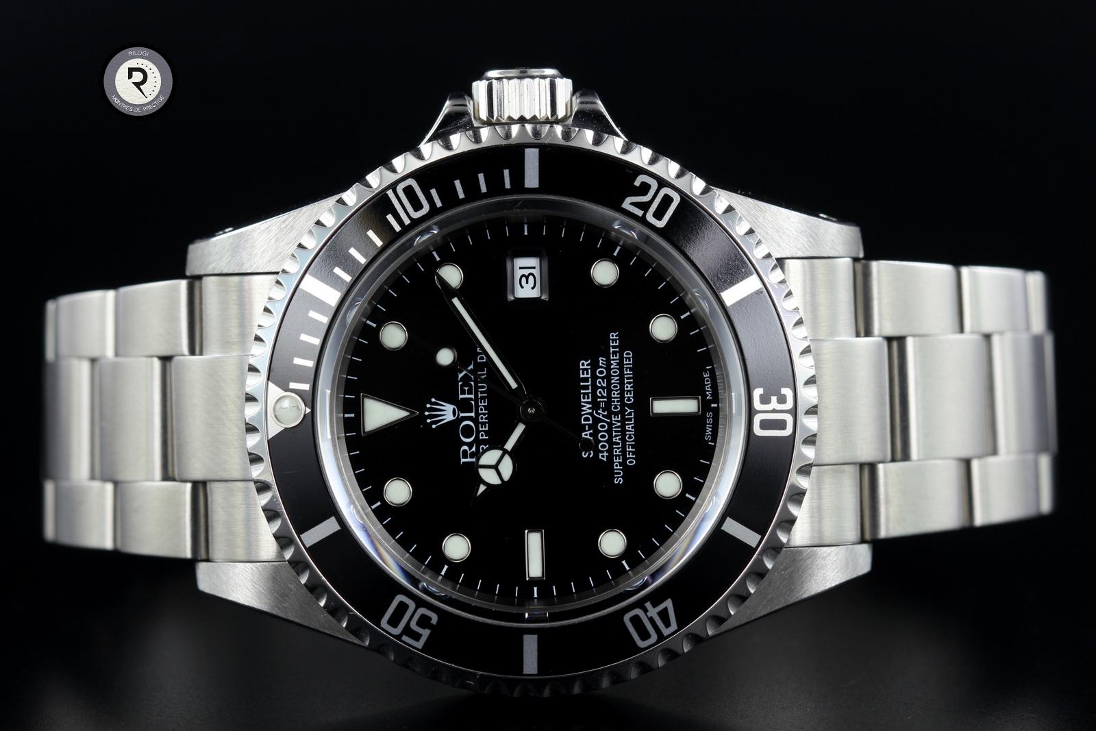 ROLEX SD 16600  11850€