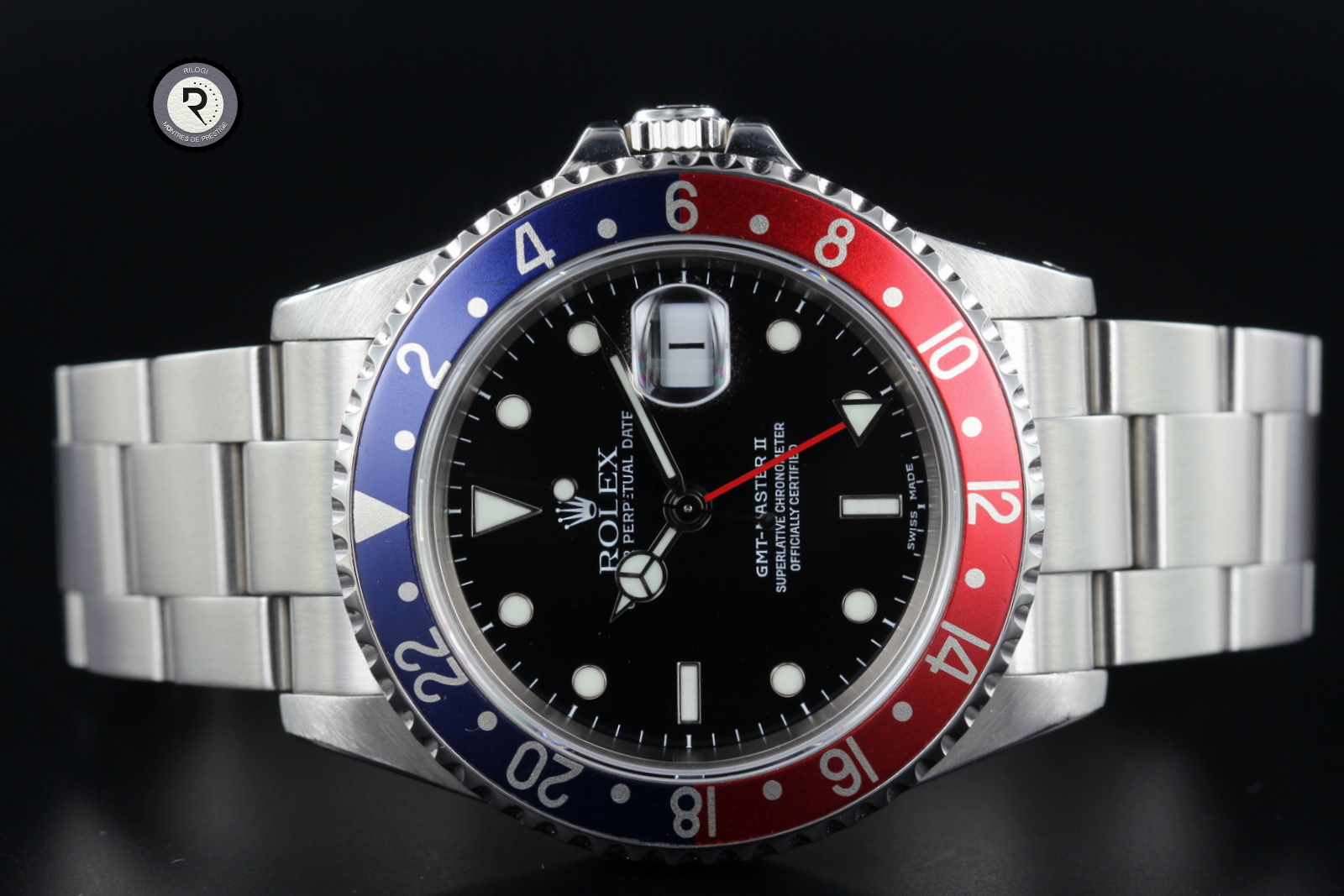 ROLEX GMT II 16710  12950€