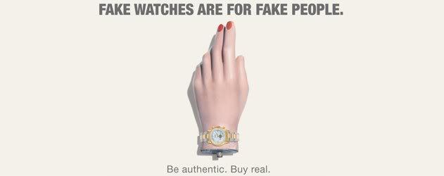 Calibre 3130, comparatif: Rolex-Fake