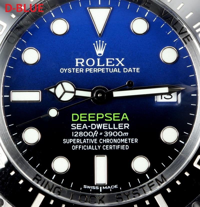 ROLEX SEA DWELLER DEEP SEA