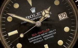 ROLEX SEA DWELLER 1665, L'EVOLUTION (PART I)